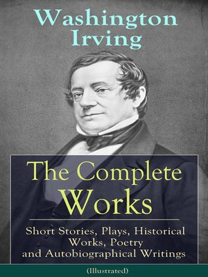 cover image of The Complete Works of Washington Irving
