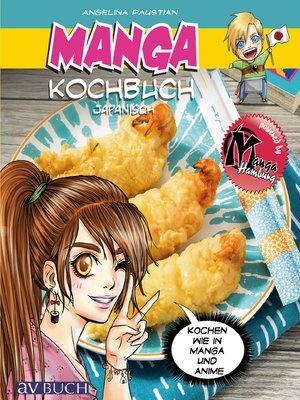 cover image of Manga Kochbuch japanisch