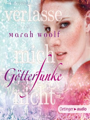 cover image of GötterFunke. Verlasse mich nicht