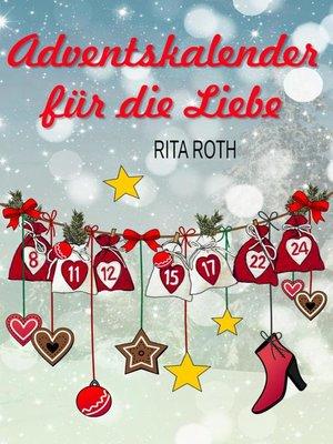 cover image of Adventskalender für die Liebe
