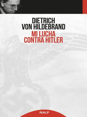 cover image of Mi lucha contra Hitler