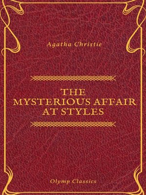 cover image of The Mysterious Affair at Styles (Olymp Classics)