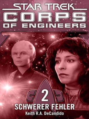 cover image of Star Trek--Corps of Engineers 02