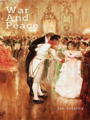 cover image of War and Peace (Zongo Classics)