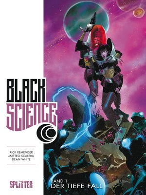 cover image of Black Science Band 1
