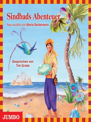cover image of Sindbads Abenteuer