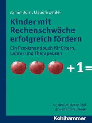 cover image of Kinder mit Rechenschwäche erfolgreich fördern