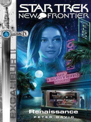 cover image of Star Trek--New Frontier 08