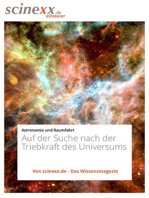 cover image of Dunkle Energie