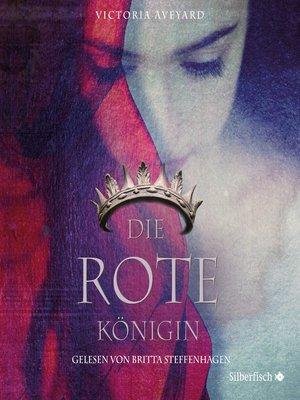 cover image of Die rote Königin