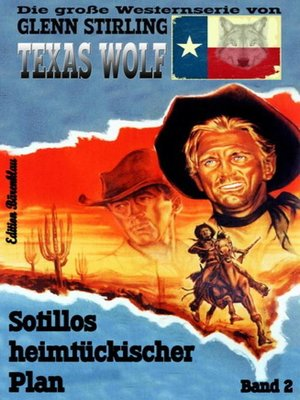 cover image of Texas Wolf #2