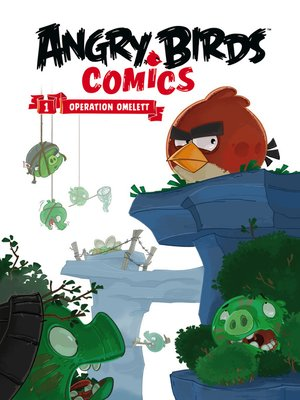 cover image of Angry Birds 1