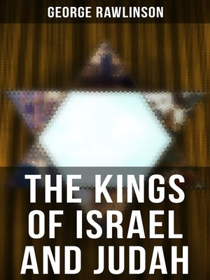 cover image of THE KINGS OF ISRAEL AND JUDAH