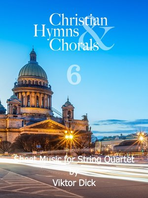cover image of Christian Hymns & Chorals 6