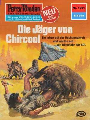 cover image of Perry Rhodan 1001