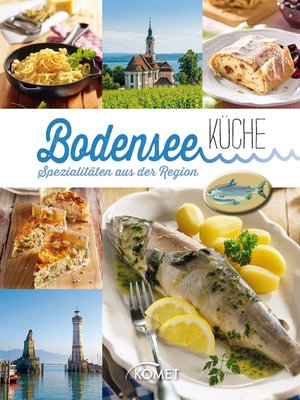 cover image of Bodenseeküche