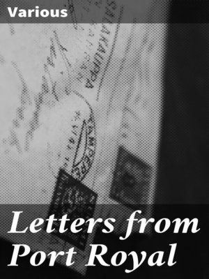 cover image of Letters from Port Royal