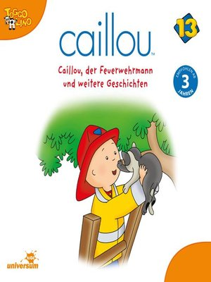 cover image of Caillou--Folgen 155-166