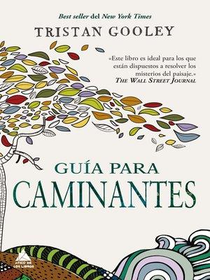 cover image of Guía para caminantes