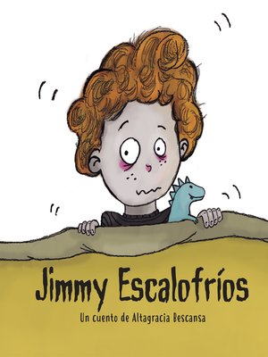 cover image of Jimmy Escalofríos