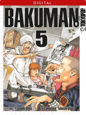 cover image of Bakuman. 05