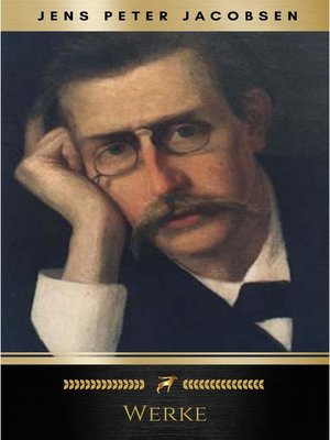 cover image of Jens Peter Jacobsen