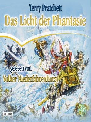 cover image of Das Licht der Fantasie