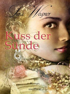 cover image of Kuss der Sünde