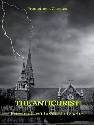 cover image of The Antichrist (Best Navigation, Active TOC) (Prometheus Classics)