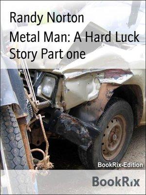 cover image of Metal Man
