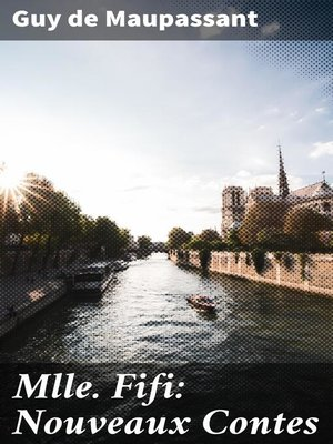 cover image of Mlle Fifi