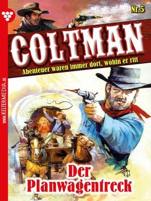 cover image of Coltman 5--Erotik Western