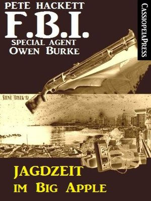 cover image of Jagdzeit im Big Apple