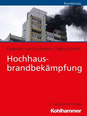 cover image of Hochhausbrandbekämpfung