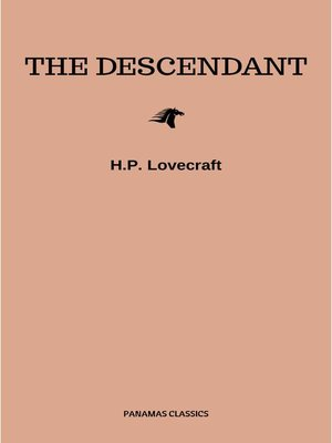 cover image of The Descendant