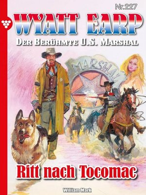 cover image of Wyatt Earp 227 – Western