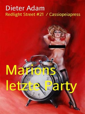 cover image of Marions letzte Party