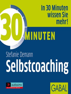 cover image of 30 Minuten Selbstcoaching
