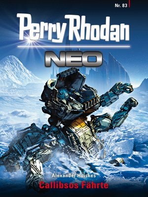 cover image of Perry Rhodan Neo 83