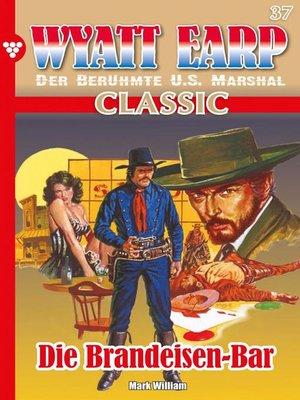 cover image of Wyatt Earp Classic 37 – Western