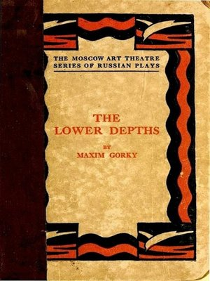 cover image of The Lower Depths