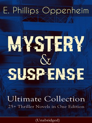 cover image of MYSTERY & SUSPENSE