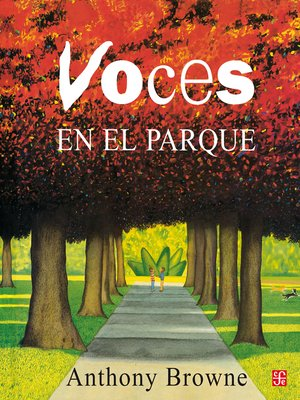 cover image of Voces en el parque
