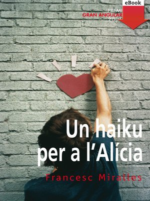 cover image of Un haiku per a l'Alicia