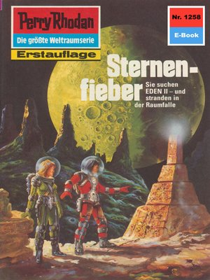 cover image of Perry Rhodan 1258