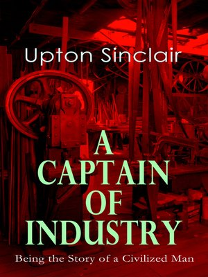 cover image of A Captain of Industry