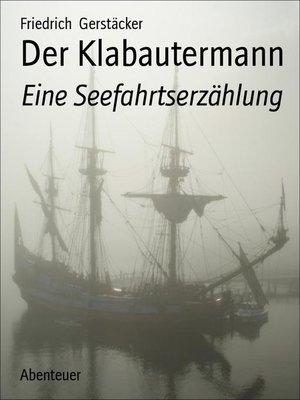 cover image of Der Klabautermann