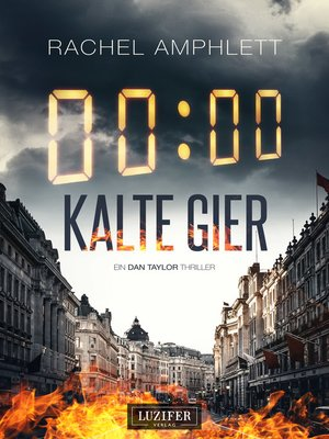 cover image of KALTE GIER