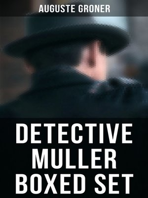 cover image of Detective Muller Boxed Set