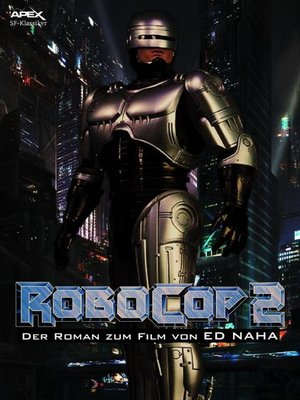 cover image of ROBOCOP 2--Der Roman zum Film